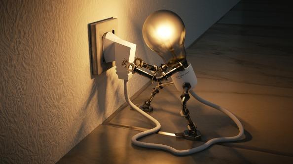 Kijken naar de energiecijfertjes.