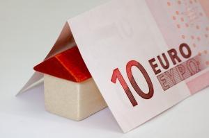 WOZ cijfertjes op het de hypotheek. (bron: Pixabay)