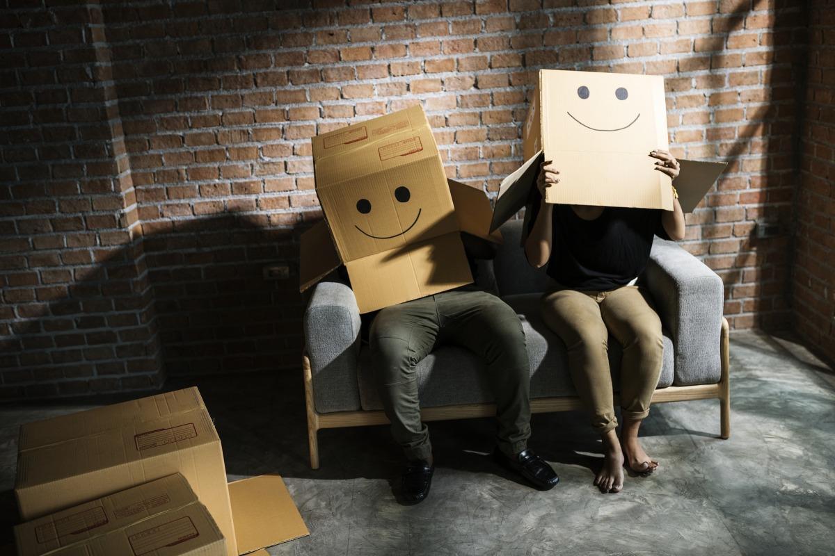 Ontrommelen: voorbereidend wegdoen omdat we gaan verhuizen